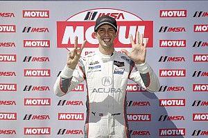 Laguna Seca IMSA: Taylor leads Montoya in Acura 1-2