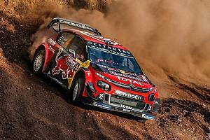 WRC: Citroen si prepara al gran finale con novità di sospensioni