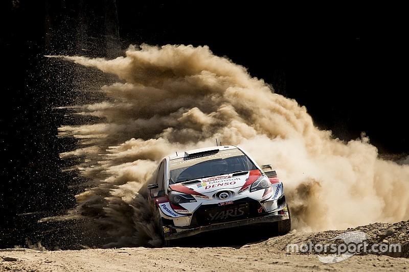Fotogallery WRC: la terza tappa del Rally di Turchia