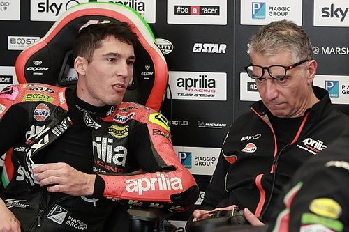 "Espargaro ""really close"" to new Aprilia contract"