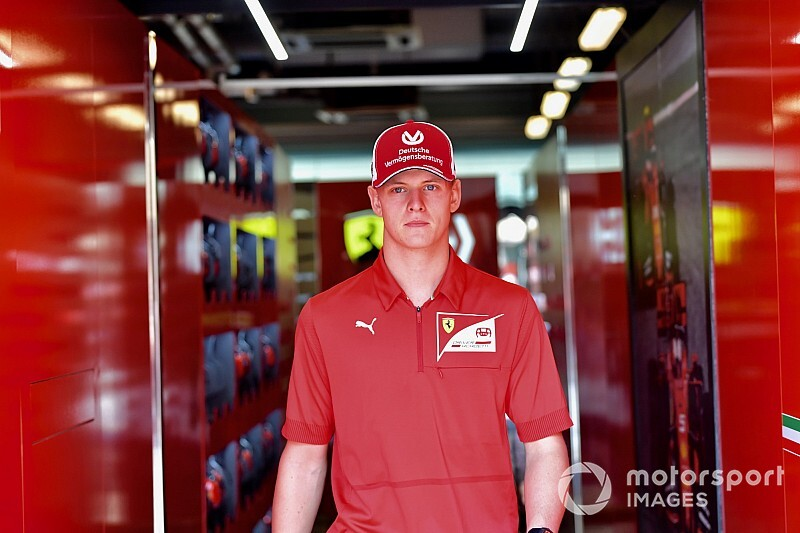 "Schumacher: Second F2 year can be ""head start"" for F1 2021"