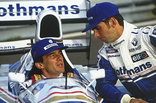 """Hill: Senna y Prost """"tenían formas muy diferentes de trabajar"""""""