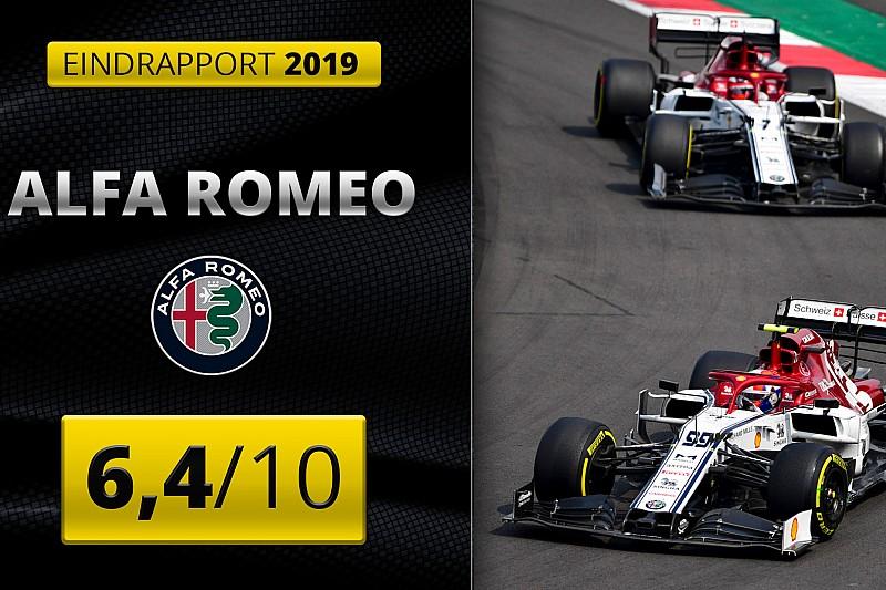 Eindrapport Alfa Romeo: Goed begin blijkt niet het halve werk