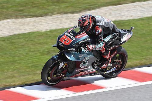 Sepang MotoGP 1. antrenman: Quartararo lider!