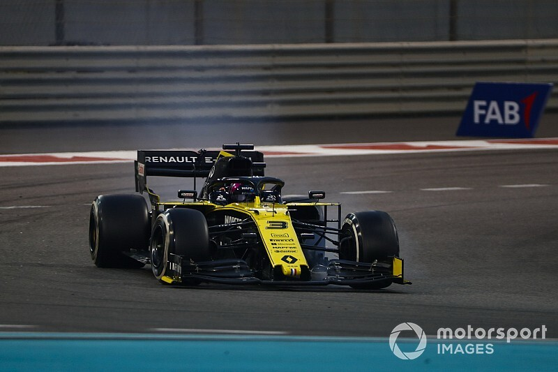 A Renault teljesen kivan az F1-es gumiszabályoktól