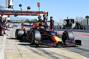 Ook Red Bull F1-coureurs lijken niet te kunnen testen
