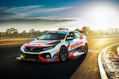 Honda extends TCR Australia backing
