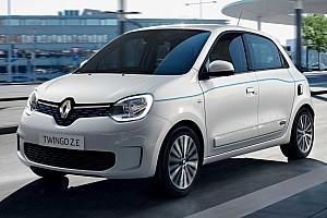 Bemutatta a Renault az elektromos Twingót, akár 250 km-t is furikázhatunk vele