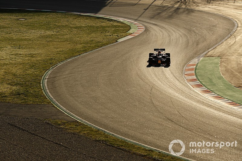 Red Bull Racing ontkent problemen tijdens testdag Barcelona