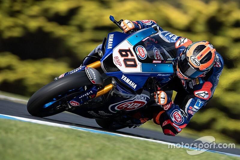 Productieve Van der Mark is blij met racetempo Yamaha R1