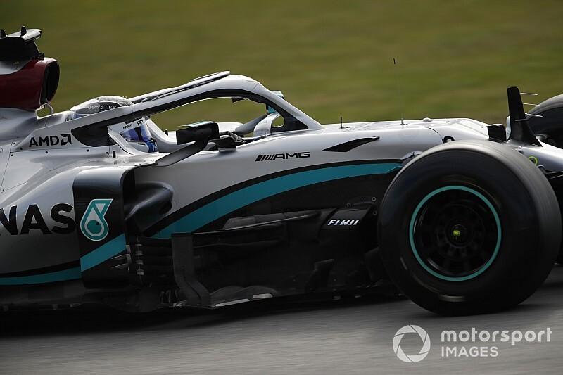 Les pilotes Mercedes ignorent si le DAS servira en début de saison