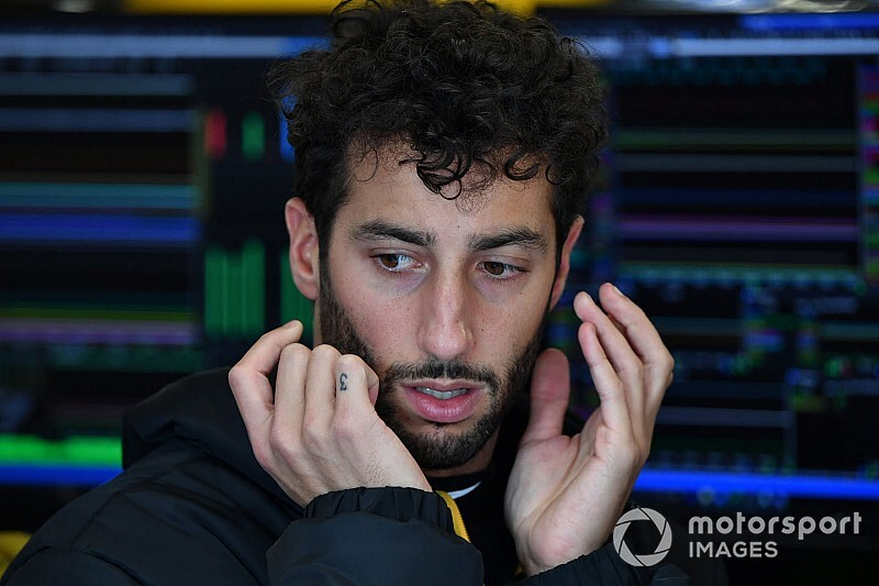 Ricciardo est attristé par l'annulation du GP de Monaco