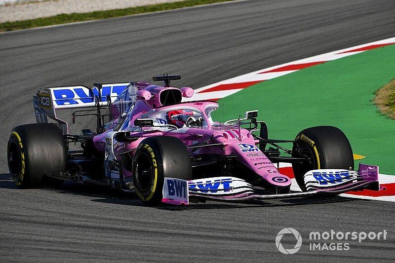 Racing Point skopiowało Mercedesa