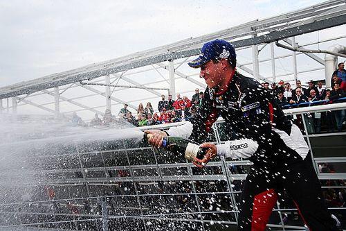 """Carrera Cup Italia, Monza: Laurini da film con le slick: """"Ho tentato il tutto per tutto"""""""