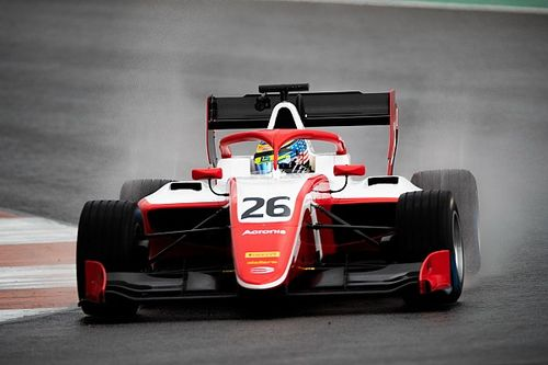 F3 Valencia testi: Son günün lideri Sergeant