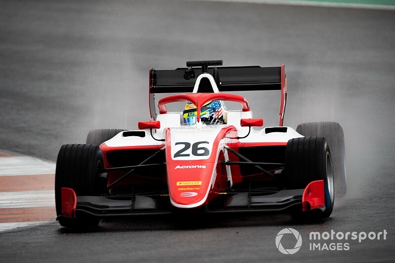 Sargeant quickest on final day of post-season F3 test