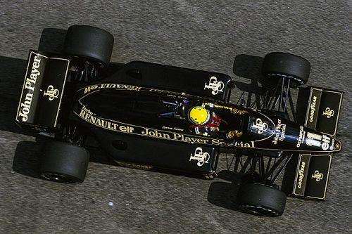 Het mysterie van de foto van Senna in een #11 Lotus ontrafeld