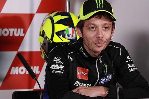 """Rossi: """"Lorenzo's pensioen zet mij niet aan het denken"""""""