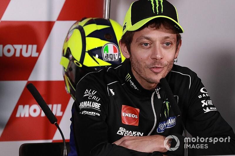 """Rossi: """"Alex Marquez in HRC? Non ruba niente a nessuno"""""""