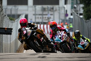 Macau GP: Motorcycle race cancelled after two red flags