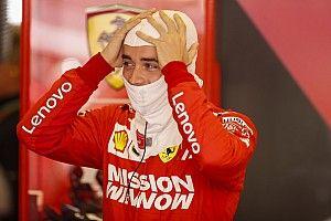 A Ferrari szerint Lelcerc a pole-ban végezhetett volna