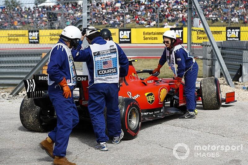 Ferrari, Leclerc'in motorunu değiştiriyor