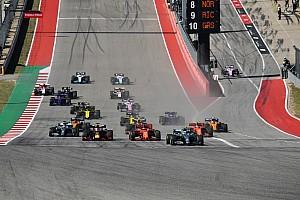"""F1目标在2030年实现""""净零碳排放"""""""