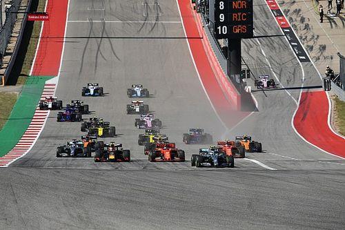 Menjelang Balapan F1, Sirkuit Austin Berbenah