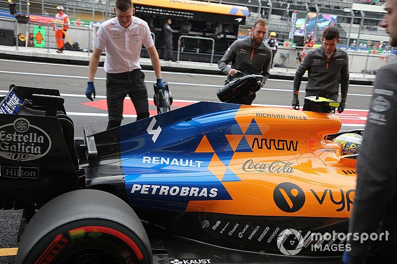 McLaren: conclusa la partnership con Petrobras