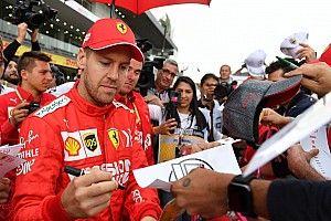 """维特尔呼吁F1担起""""绿色""""先驱者责任"""