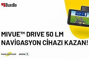 MIVUE Drive 50 LM navigasyon cihazı kazanma şansı!