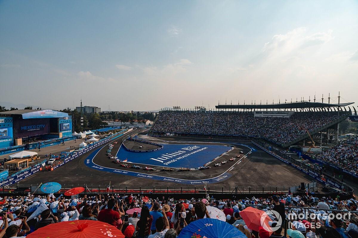 Chile y México en el calendario 2021 de Fórmula E