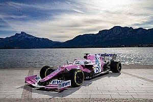 Após lançamento, relembre os carros da Racing Point na Fórmula 1