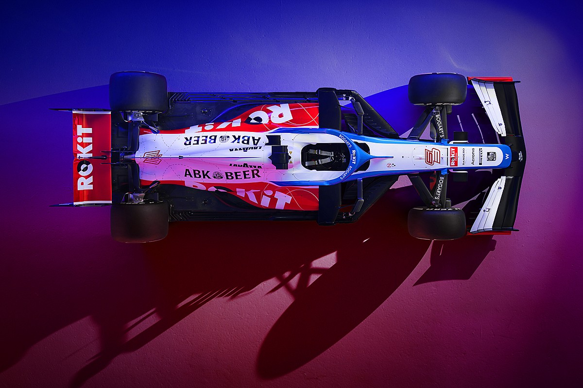 Williams разорвала контракт с титульным спонсором