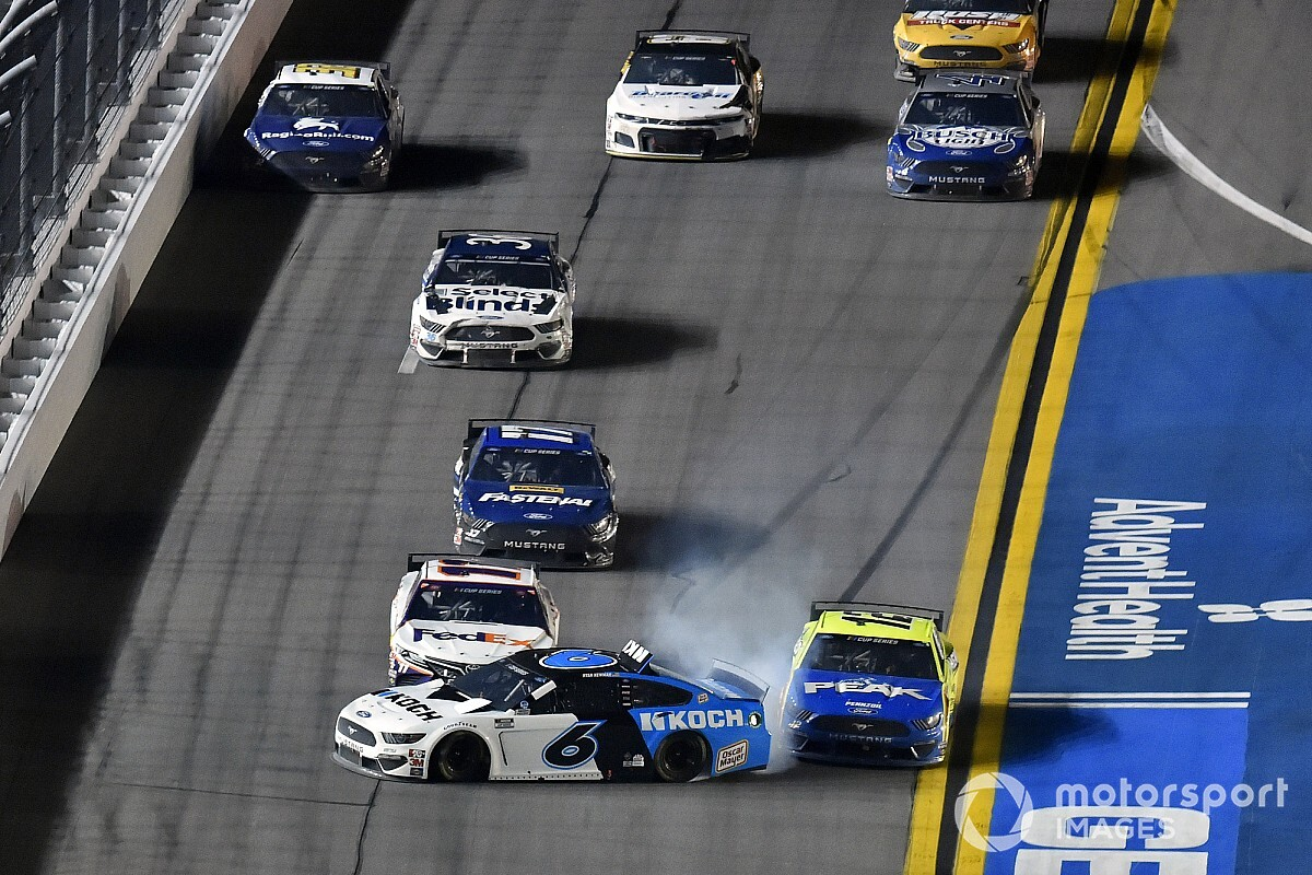 Ryan Newman not focused on 'what could have been' at Daytona