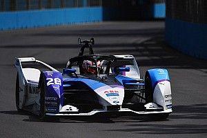 Günther az utolsó körben előzött, és megnyerte a Santiago ePrix-t!