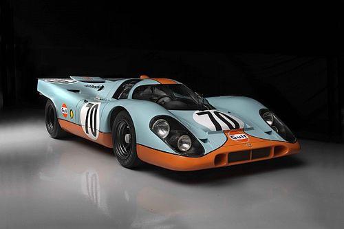 Le musée Brumos Collection ouvre, avec la Porsche 917K de 1970