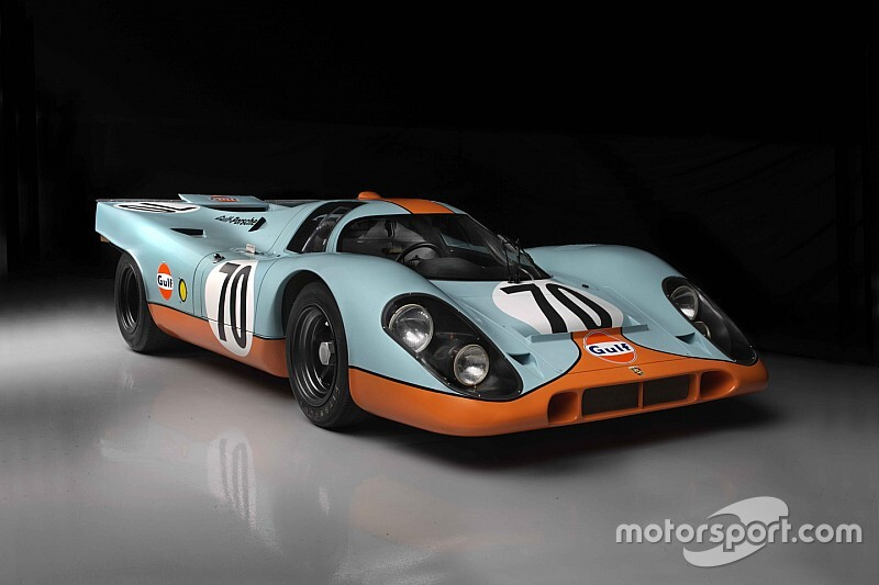 Brumos Collection opens, includes Porsche 917 from Le Mans movie