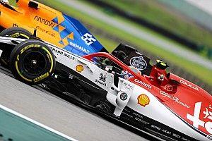 """Giovinazzi: """"Ferrari pilotlarının kazası üzüntü verici"""""""