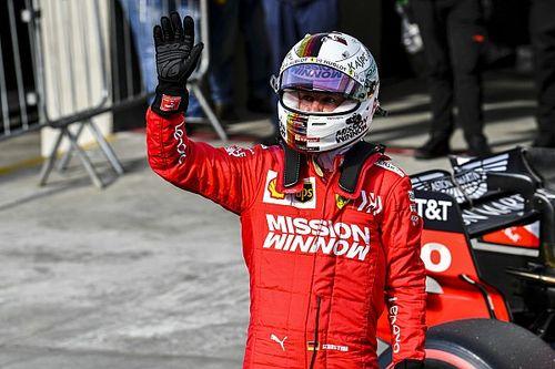 Sebastian Vettel dejará Ferrari a finales de 2020