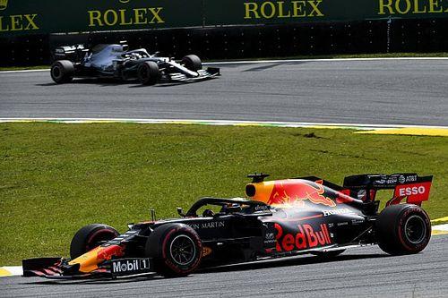 """""""Fue una carrera loca"""", dice Max Verstappen"""