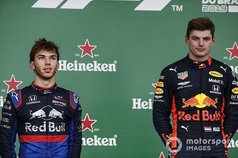 """Marko: """"Gasly nunca se hubiese recuperado en Red Bull"""""""
