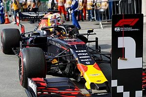 Verstappen gana la pole para el GP de Brasil