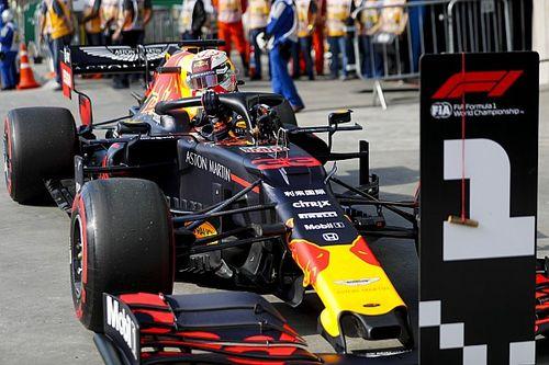 La parrilla del GP de Brasil de F1, en imágenes