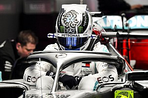 Mercedes faced own engine dramas in first F1 2020 test