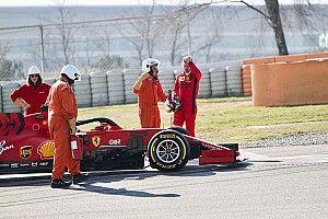 Ferrari установила причину поломки мотора на тестах Формулы 1