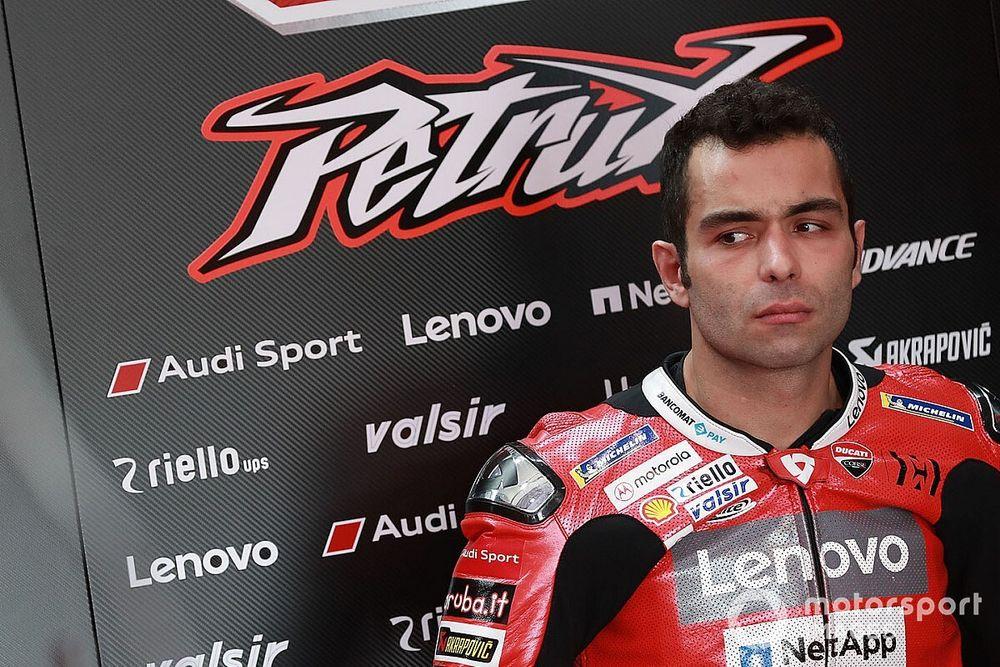 Petrucci confirms exit from Ducati MotoGP fold