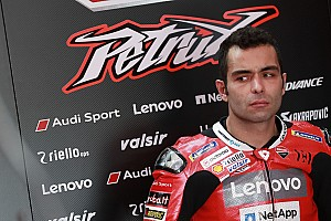 Petrucci confirms exit from Ducati MotoGP fold