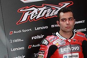 Petrucci revela que no seguirá en Ducati