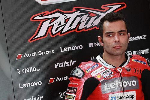 Петруччи попросился в Aprilia и KTM, чтобы остаться в Moto GP